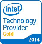 Intel Technology Provider Gold 2014
